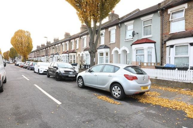 Thumbnail Terraced house for sale in Bulwer Road, London