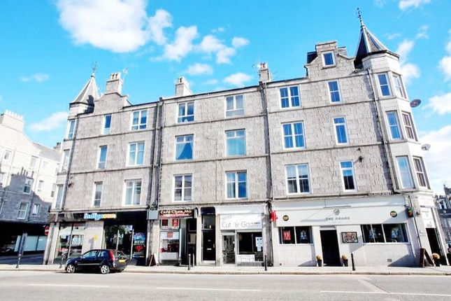 Thumbnail Flat for sale in 139, Holburn Street, Aberdeen AB106Bn