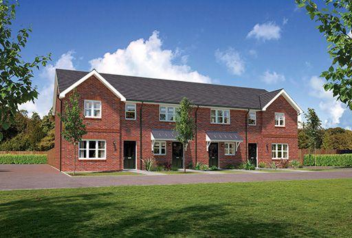 Thumbnail Terraced house for sale in Douglas Meadow, Bolton Road, Adlington