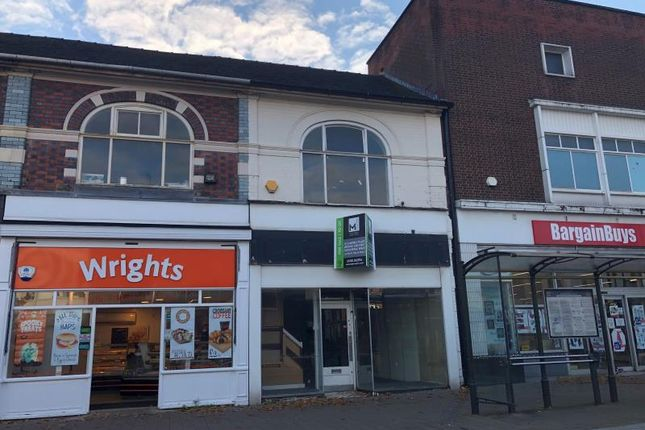 Thumbnail Retail premises for sale in 10, Campbell Place, Stoke-On-Trent