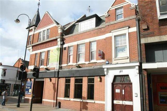 Thumbnail Flat to rent in Upper Brook Street, Ipswich, Suffolk