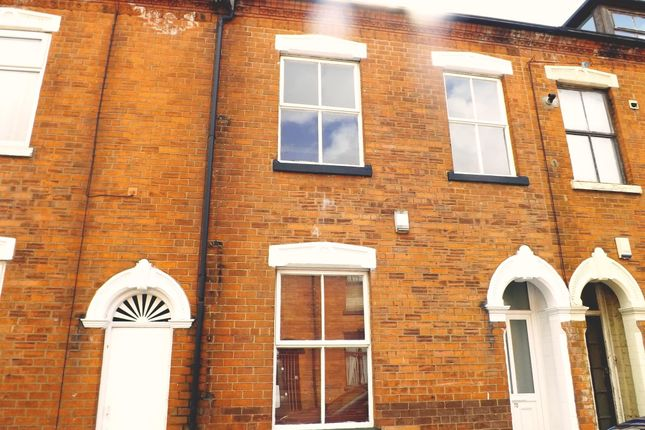 Thumbnail Terraced house to rent in Mayfield Street, Hull
