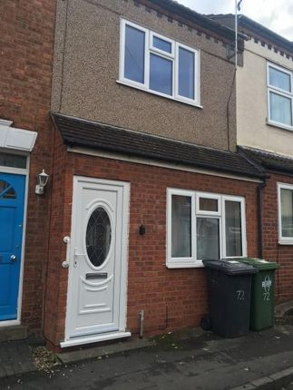 Thumbnail Terraced house to rent in Windsor Street, Rugby