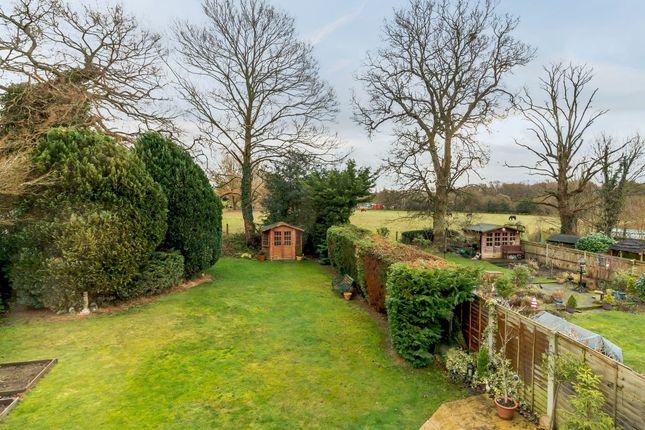 Garden of Rowtown, Addlestone KT15
