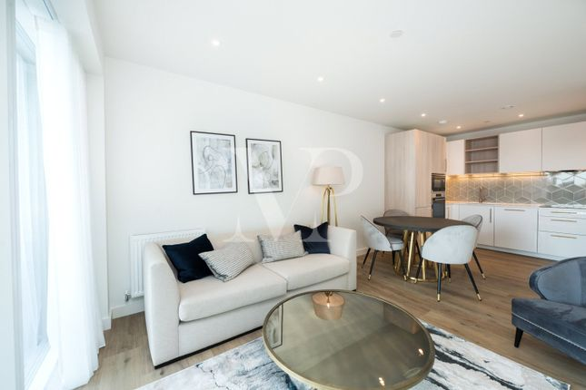 Thumbnail Flat to rent in Alington House, 1 Mary Neuner Road, London