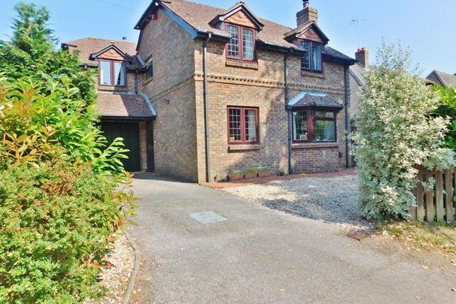 Thumbnail Detached house for sale in Vicarage Lane, Stubbington, Fareham