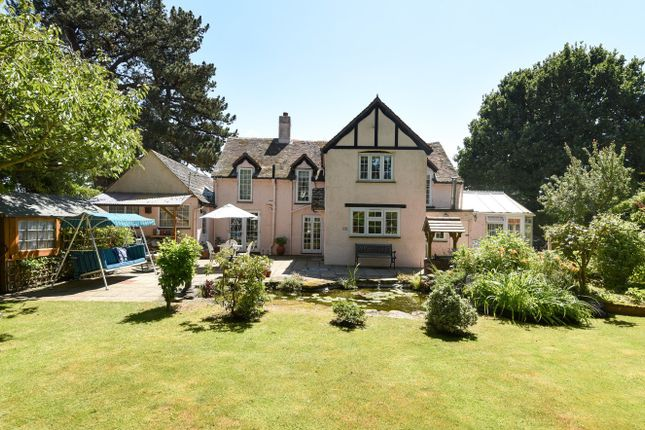 Thumbnail Detached house for sale in Chichester Road, West Wittering