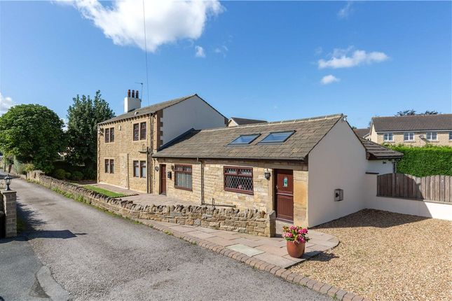 Thumbnail Detached house for sale in Spring Gardens, Drighlington, Bradford, West Yorkshire