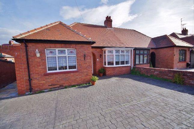Thumbnail Semi-detached bungalow for sale in Dilston Gardens, St Gabriels, Sunderland