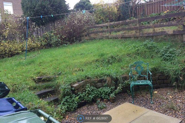 Rear Garden of Whickham, Whickham, Newcastle Upon Tyne NE16