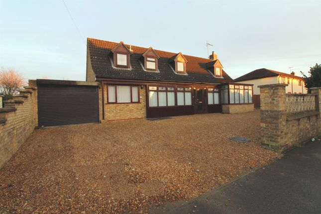Thumbnail Detached house for sale in Crowland Road, Eye, Peterborough