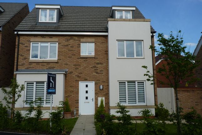 Thumbnail Detached house for sale in Great High Ground, St. Neots