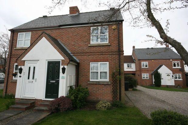 Thumbnail Semi-detached house to rent in White Horse Close, Huntington, York