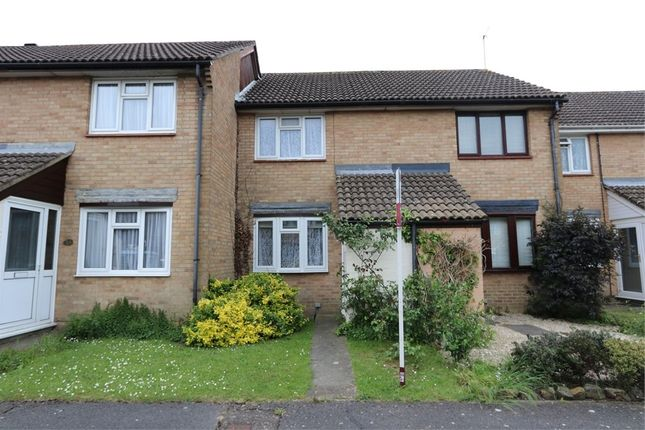 Thumbnail Terraced house for sale in Lindfield Drive, Hailsham, East Sussex