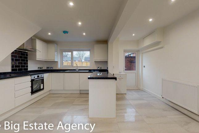 Thumbnail Terraced house for sale in Trevalyn Hall View, Rossett, Wrexham