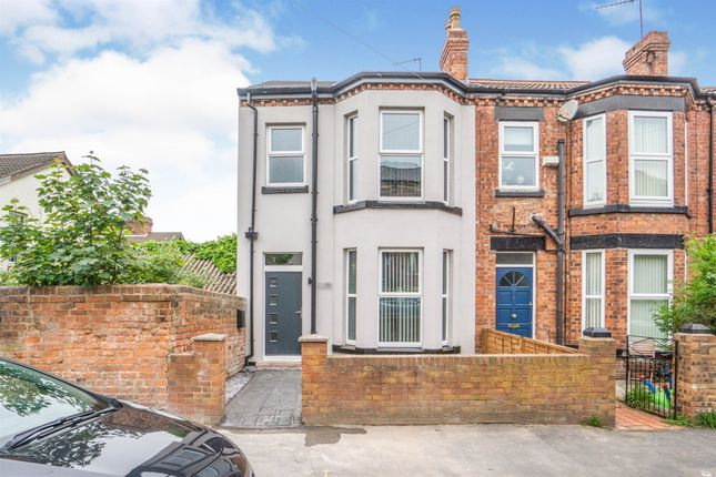 Thumbnail End terrace house for sale in Willowbank Road, Tranmere, Birkenhead