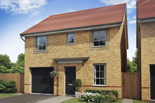 """Thumbnail Detached house for sale in """"Gloucester"""" at Rosemary Drive, Northwich"""
