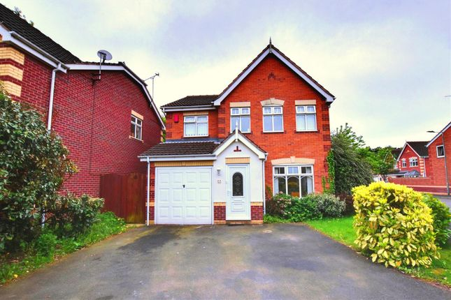 Thumbnail Detached house for sale in Mulberry Way, Armthorpe, Doncaster, South Yorkshire
