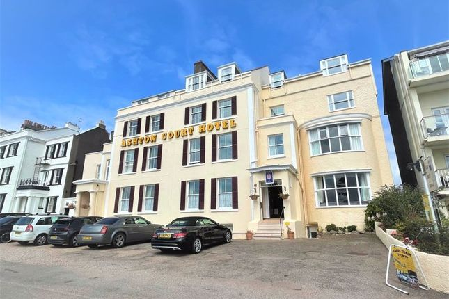 Thumbnail Hotel/guest house for sale in Louisa Terrace, Exmouth