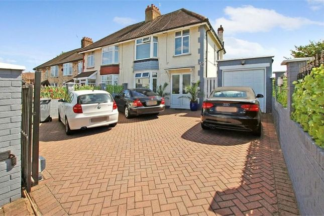 Thumbnail Semi-detached house for sale in East Lane, Wembley