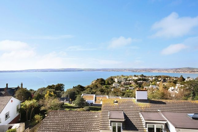 Thumbnail Flat for sale in Lyncombe Crescent Higher Lincombe Road, Torquay
