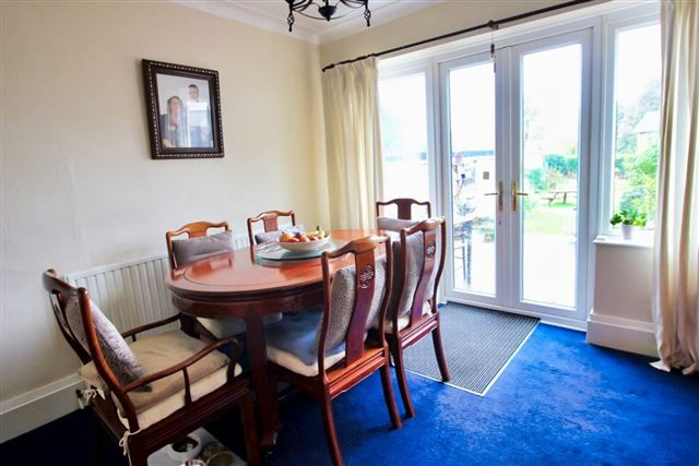 Dining Room of Harwich Road, Sheffield S2