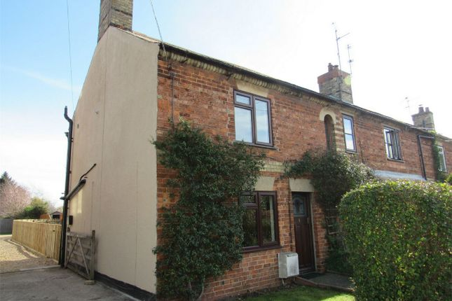 Thumbnail Semi-detached house to rent in Station Road, Thurlby, Bourne, Lincolnshire
