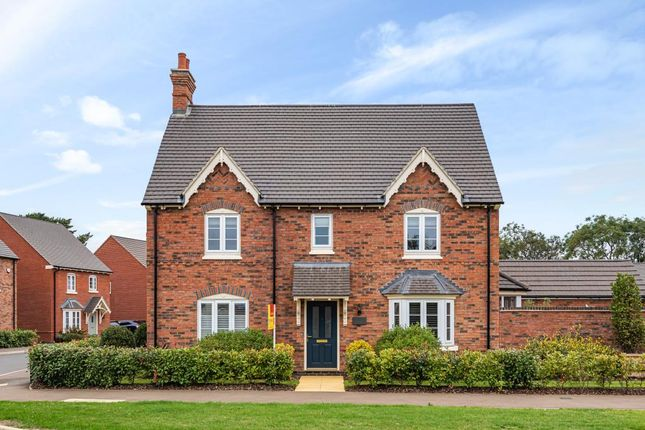 Thumbnail Detached house for sale in Banbury, Oxfordshire