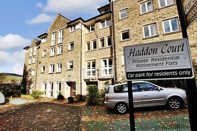 Thumbnail Flat for sale in Haddon Court, Buxton
