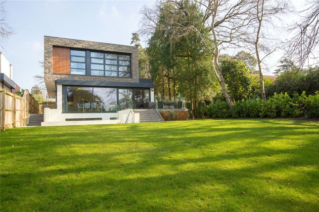 Thumbnail Detached house for sale in Westminster Road, Branksome Park, Poole, Dorset