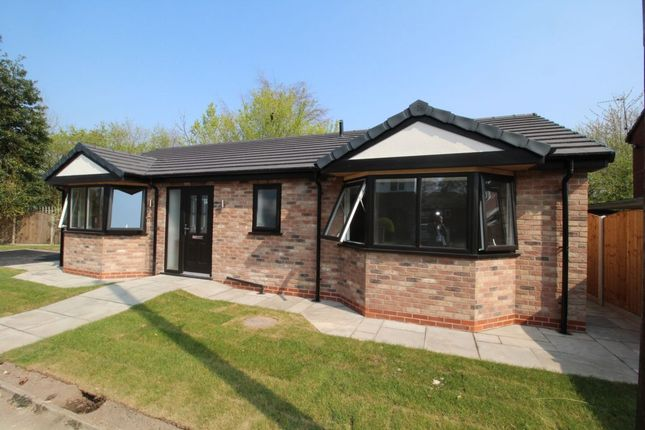 Thumbnail Bungalow for sale in Granville Road, Cheadle Hulme, Cheadle