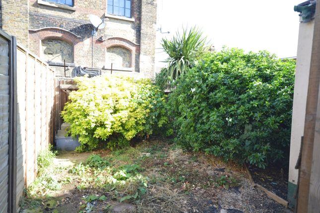 Garden Area of Priestfield Road, Gillingham, Kent ME7