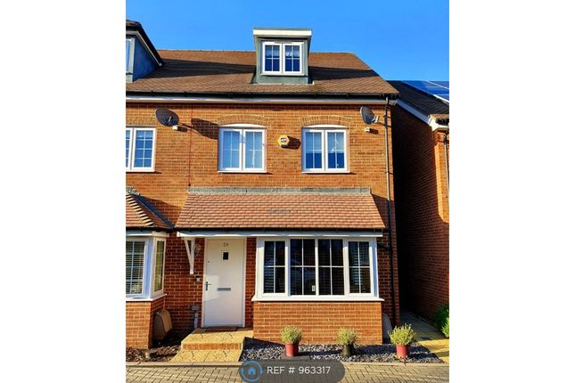 4 bed end terrace house to rent in Damson Way, Carshalton SM5