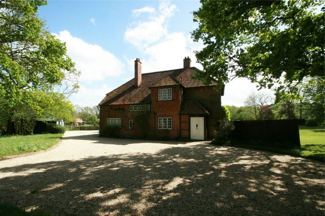 Thumbnail Detached house to rent in Newnham Road, Newnham, Hook