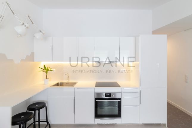 Kitchen of 27322, For Sale 2 Bed Refurbished Apartment In Barcelona, Spain