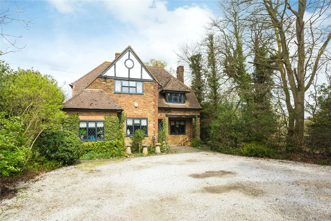 Thumbnail Detached house for sale in Red Hill, Denham, Buckinghamshire