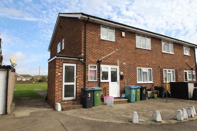 Thumbnail Flat to rent in St. Marys Close, Littlehampton
