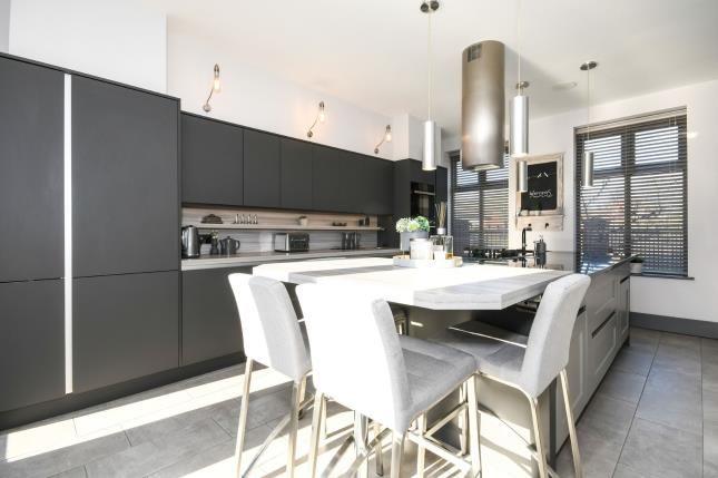 Kitchen of Main Street, Shirebrook, Mansfield, Derbyshire NG20