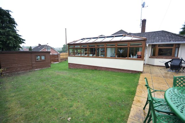 Thumbnail Detached bungalow for sale in Abbotsbury Road, Broadstone