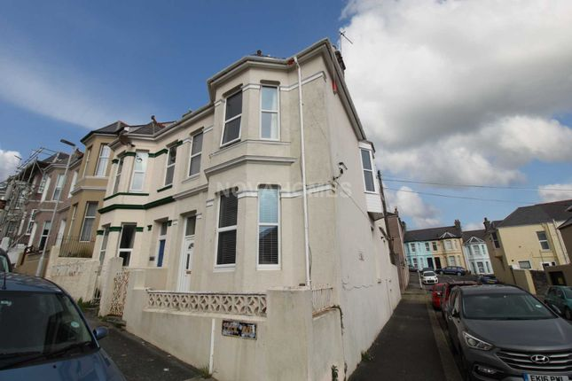 Thumbnail End terrace house for sale in Cecil Avenue, St Judes