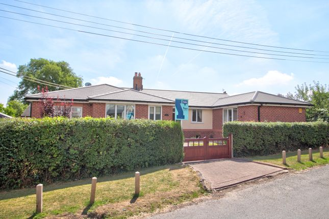 Thumbnail Bungalow for sale in Dalbury Lees, Ashbourne