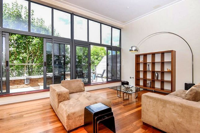 Thumbnail Penthouse for sale in Goldhawk Road, London