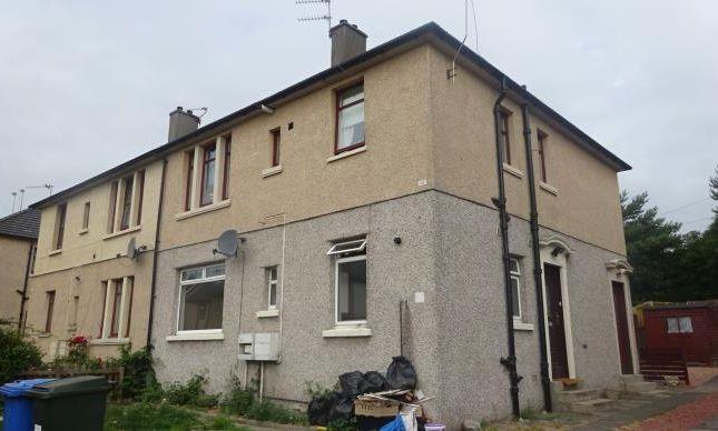 Thumbnail Flat to rent in Merchiston Avenue, Falkirk