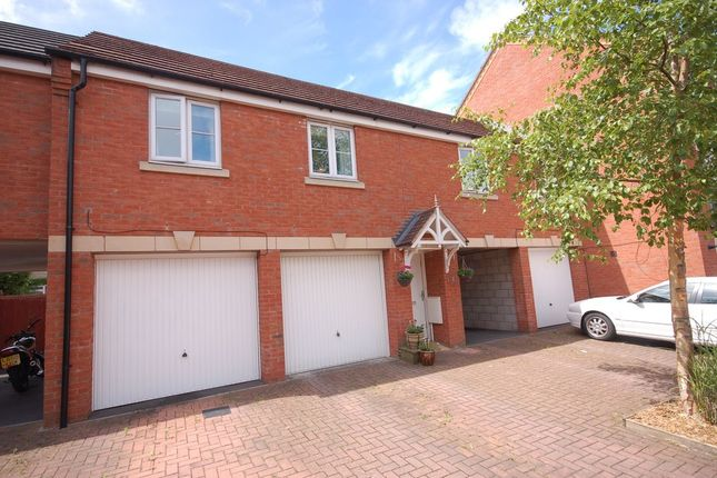 Thumbnail Terraced house for sale in Potterswood, Kingswood, Bristol