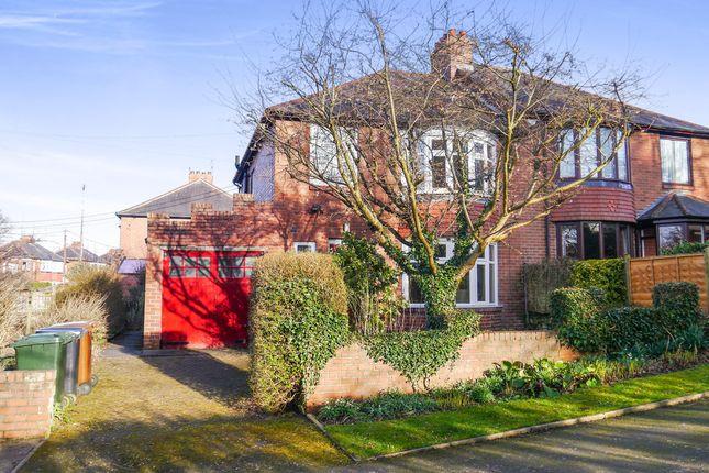 Thumbnail Semi-detached house for sale in Hextol Terrace, Hexham