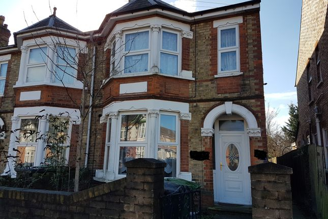 Thumbnail Flat to rent in Cobden Avenue, Peterborough