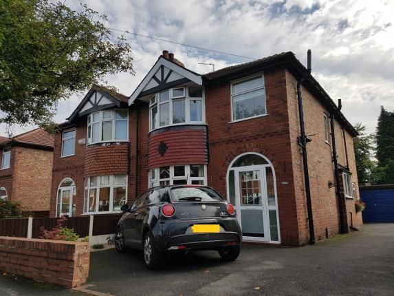 Thumbnail Semi-detached house for sale in Gerrard Avenue, Timperley, Altrincham, Greater Manchester