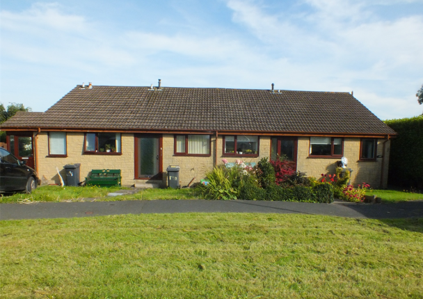 Thumbnail End terrace house for sale in Ballaquark, Douglas, Isle Of Man