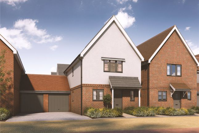 3 bed link-detached house for sale in Orchard Gardens, Melbourn SG8