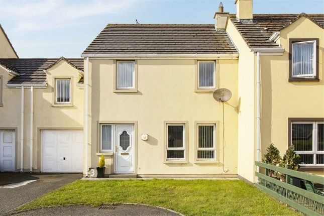 Thumbnail Terraced house for sale in Carriage Court, Bellarena, Limavady, County Londonderry